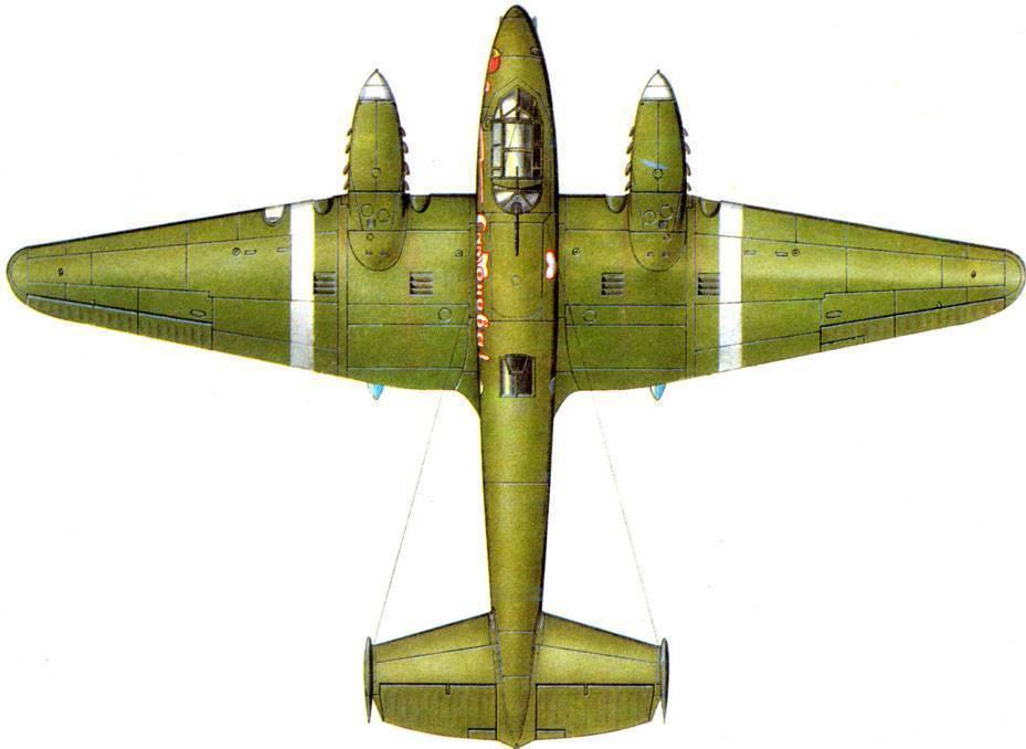 Пе-2 – незаменимая «пешка»