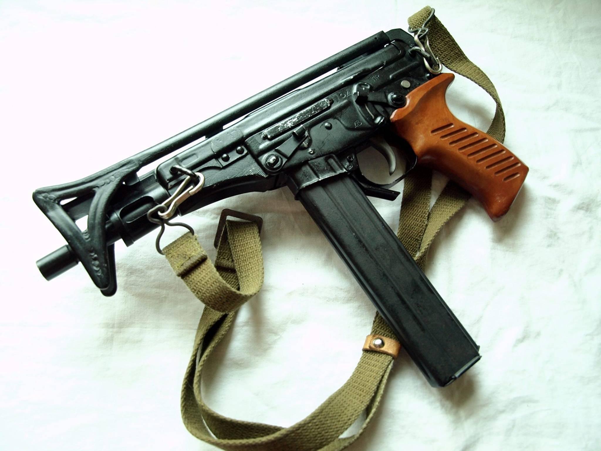 Пистолеты-пулеметы Аргентины