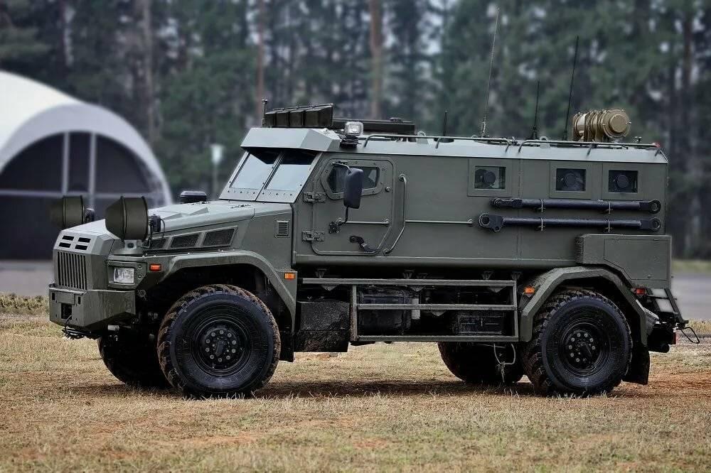 В поисках нового «тайфуна»: в чём уникальность наших военных бронеавтомобилей?