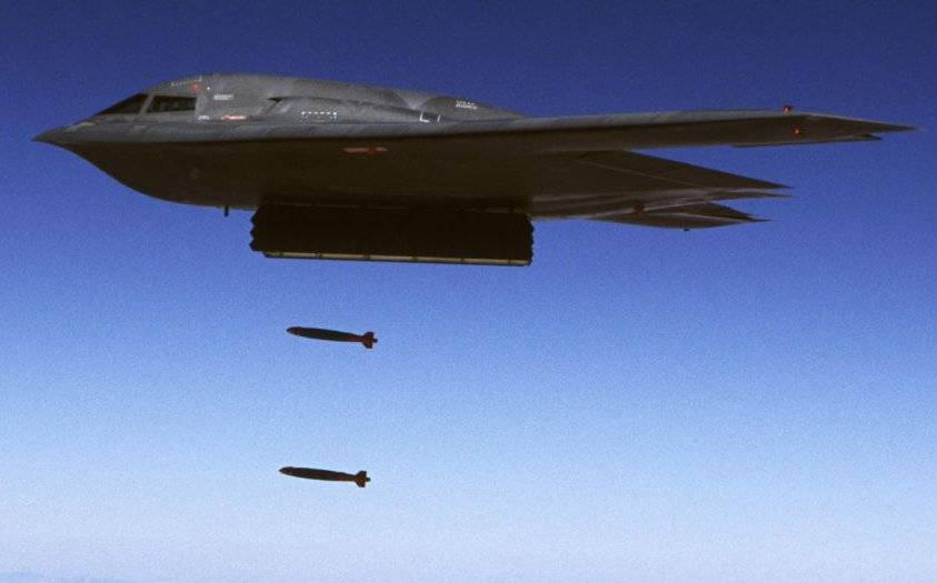 B-1 лансер фото. видео. вооружение. ттх. скорость