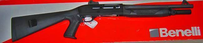 Ружье benelli m1 super 90