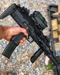 Пистолет-пулемет heckler&koch mp5: история создания, описание и характеристики