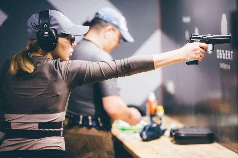 Секции стрельбы в санкт-петербурге