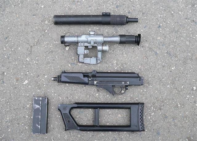 Винтовка вск-94 ттх. фото. видео. размеры. скорострельность. скорость пули. прицельная дальность. вес
