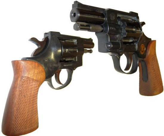 Револьвер arminius hw 7