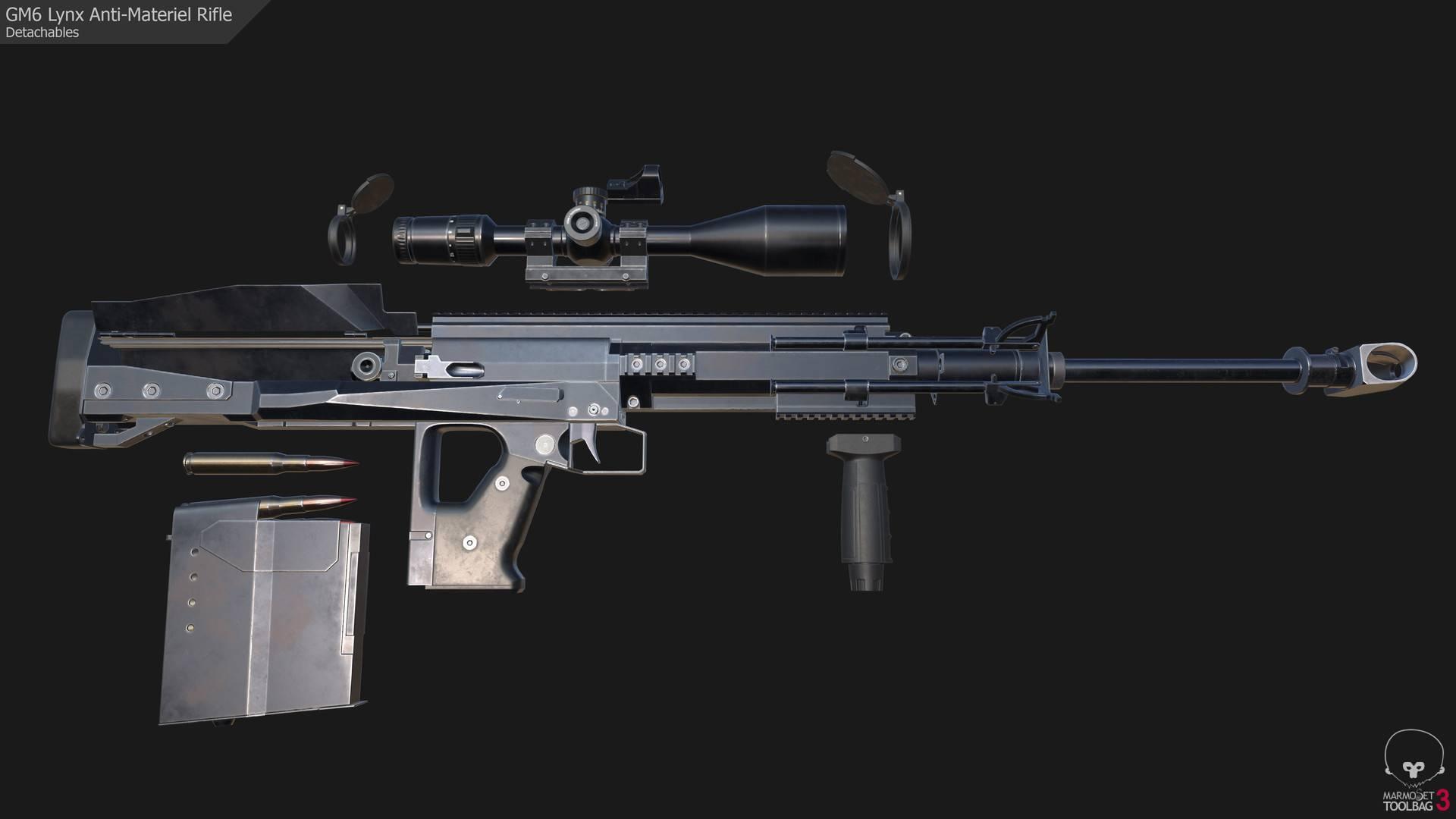 Крупнокалиберная снайперская винтовка «рысь» венгерского происхождения: мощная, удобная и эффективная