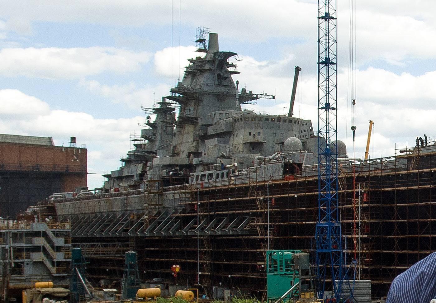 Адмирал нахимов (атомный крейсер) — википедия переиздание // wiki 2