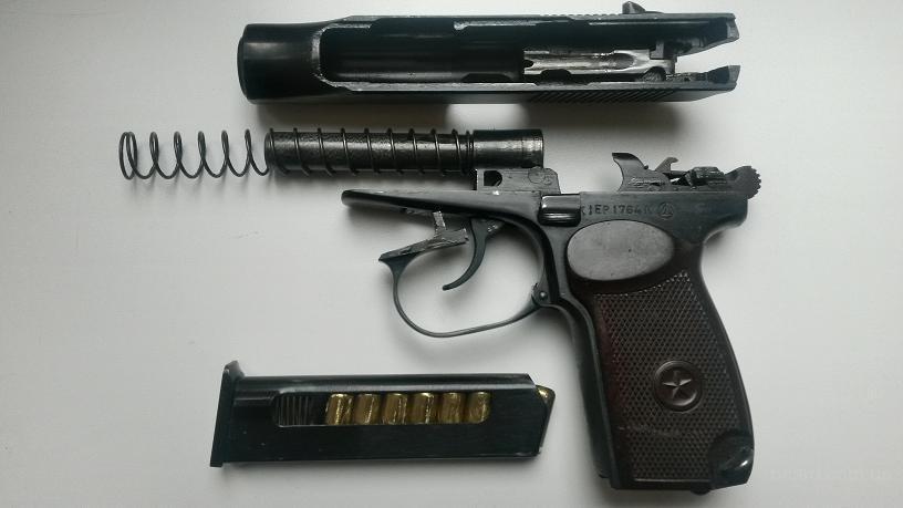 Пмр травматический пистолет ️