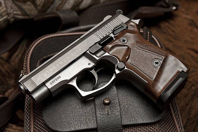 Травматический пистолет streamer 1014 | о р у ж и е