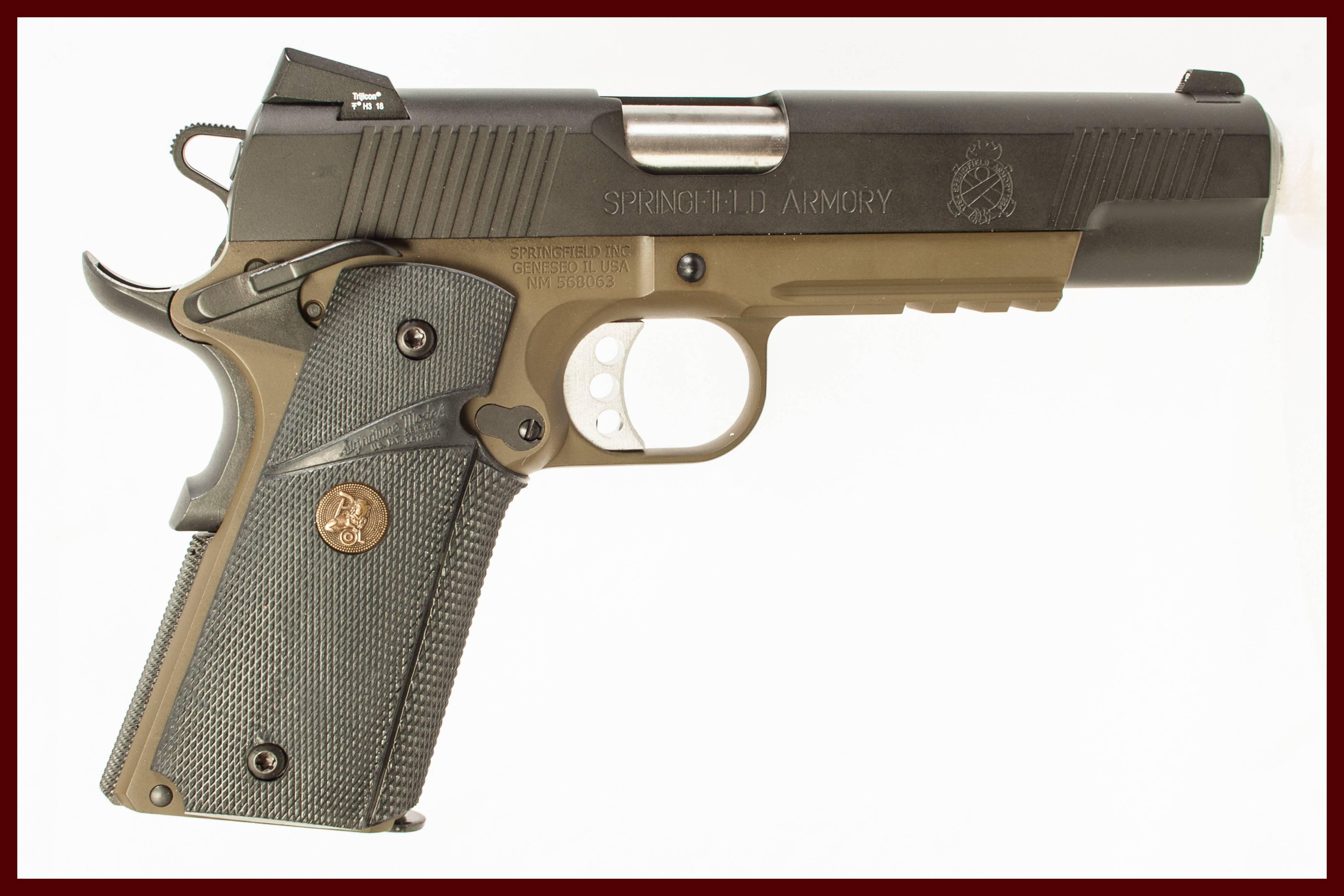 Пистолет Springfield Armory Operator
