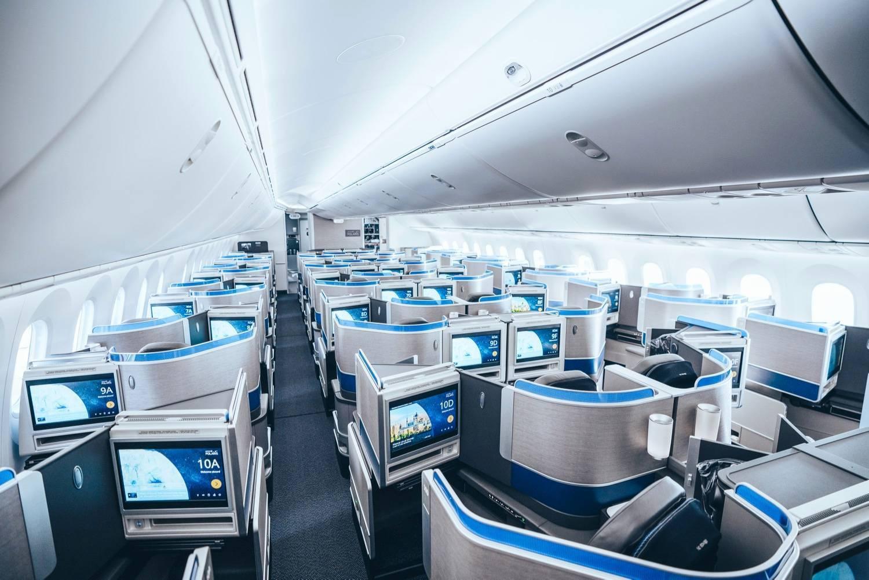 Боинг 787 – самолёт мечты