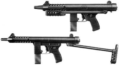 Type-100 (пистолет-пулемёт) — википедия. что такое type-100 (пистолет-пулемёт)