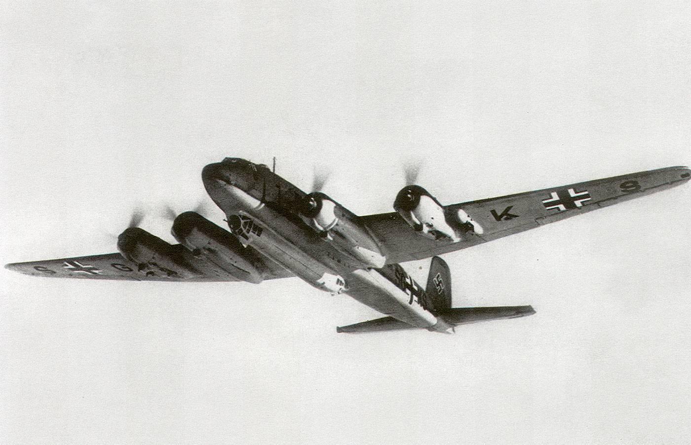 Focke-wulf fw 200 condor