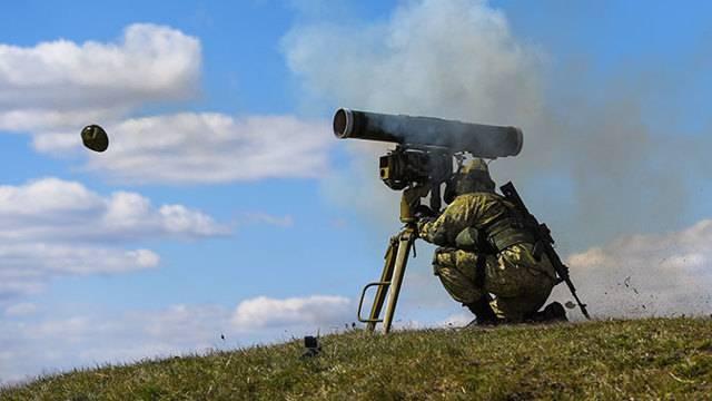 Лучшие иностранные бронебойные комплексы (птрк). противотанковые комплексы россии