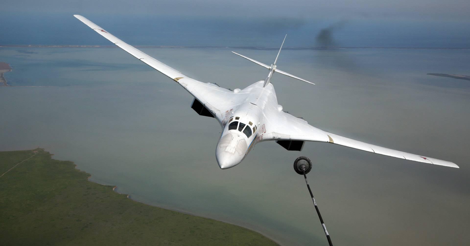 Белый лебедь российской авиации – Ту-160