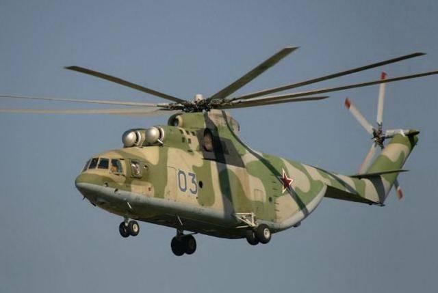 Топ-10 самых больших вертолётов в мире