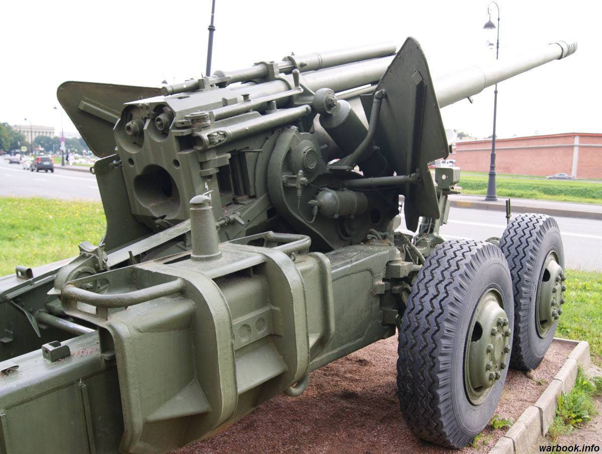 152-мм пушка 2а36 — википедия переиздание // wiki 2