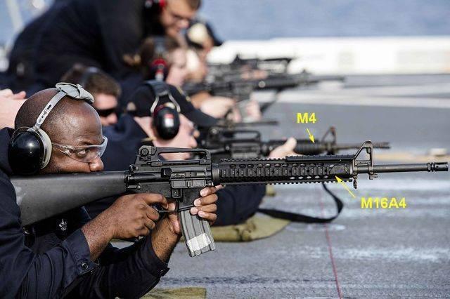 Винтовка M1917