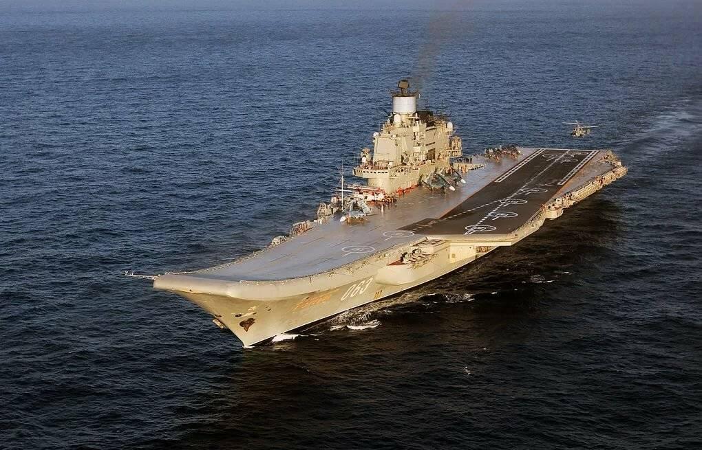 Флот:авианосцы:проект_1143-5_адмирал_кузнецов    [свободная энциклопедия мирового вооружения]