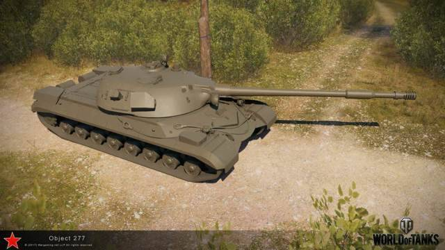 Тяжелый танк «объект 279» (экспериментальный)