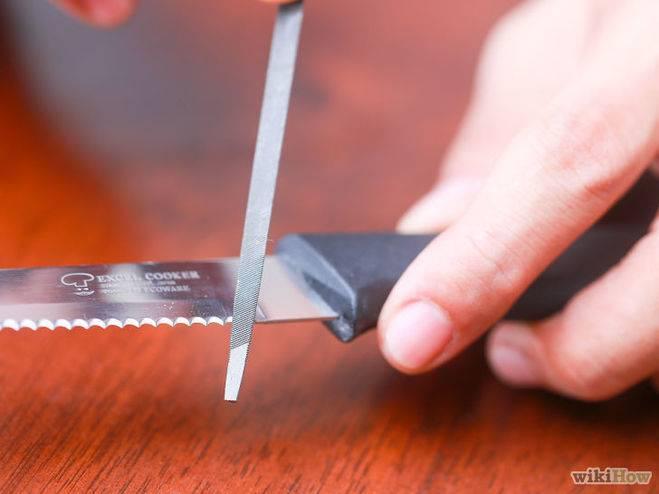 Лучшая сталь для охотничьего ножа
