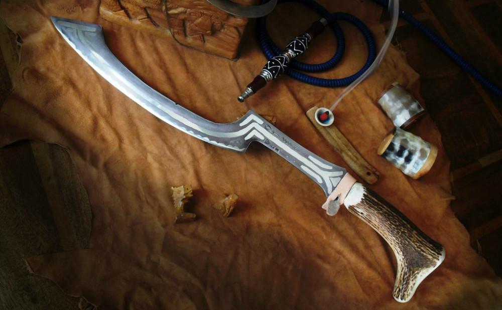 Древнеегипетское оружие. хопеш — египетское оружие на страже городов