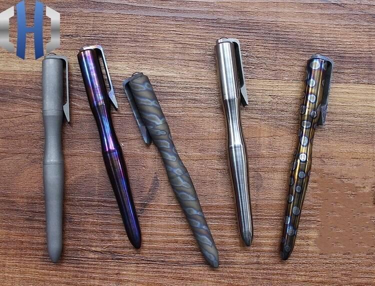 Тактическая ручка: самооборона подручными средствами