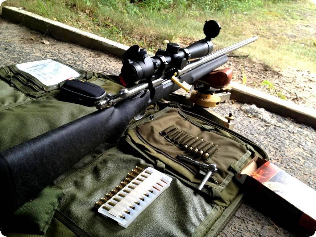 """Карабин """"вепрь-308"""": отзывы, описание"""