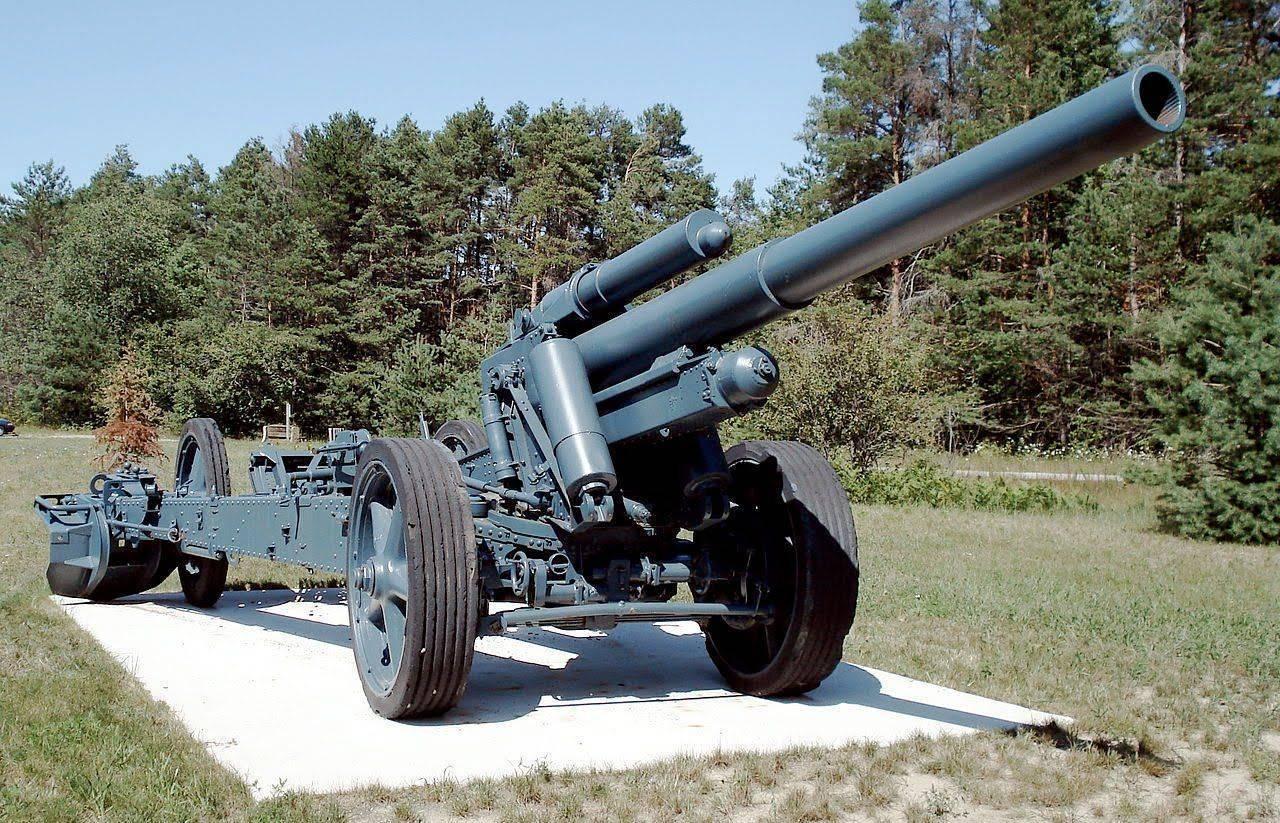 23 самые большие пушки