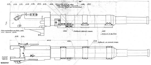 45 мм снаряд времен вов. «сорокопятка» – знаменитая рабочая лошадка великой войны