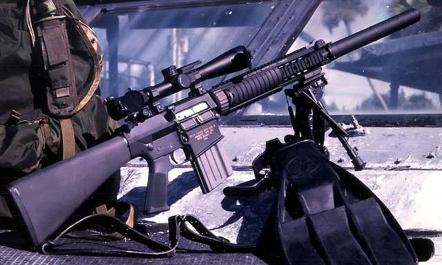 Штурмовая винтовка sr-47