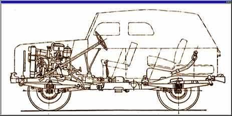 Автомобиль газ-62: фото, технические характеристики, история создания