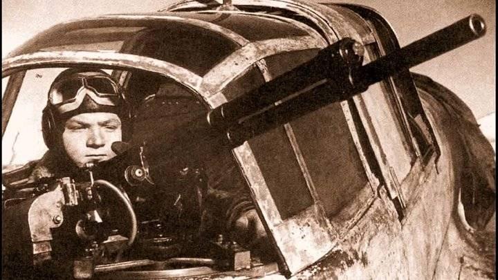 Летающий танк конструктора с.в. ильюшина ил-2