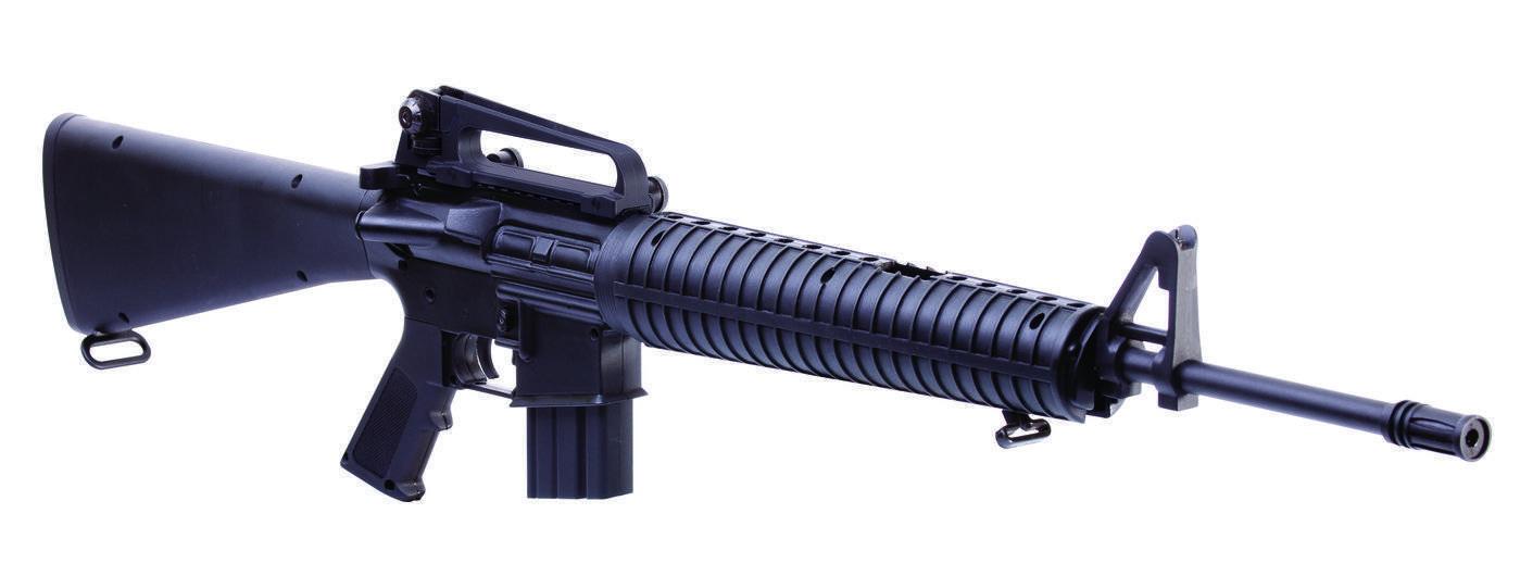 M4 Carbine – оружие американского спецназа
