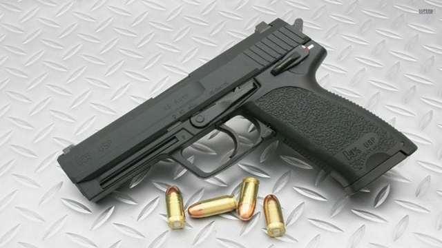 Пистолет hk p7