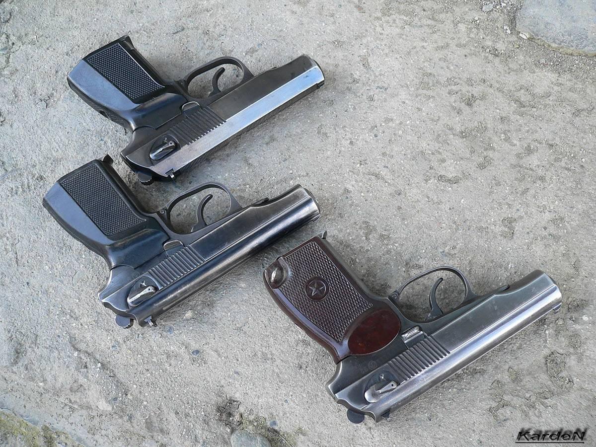 Судьба «скифа»: пистолет макарова, который мы потеряли