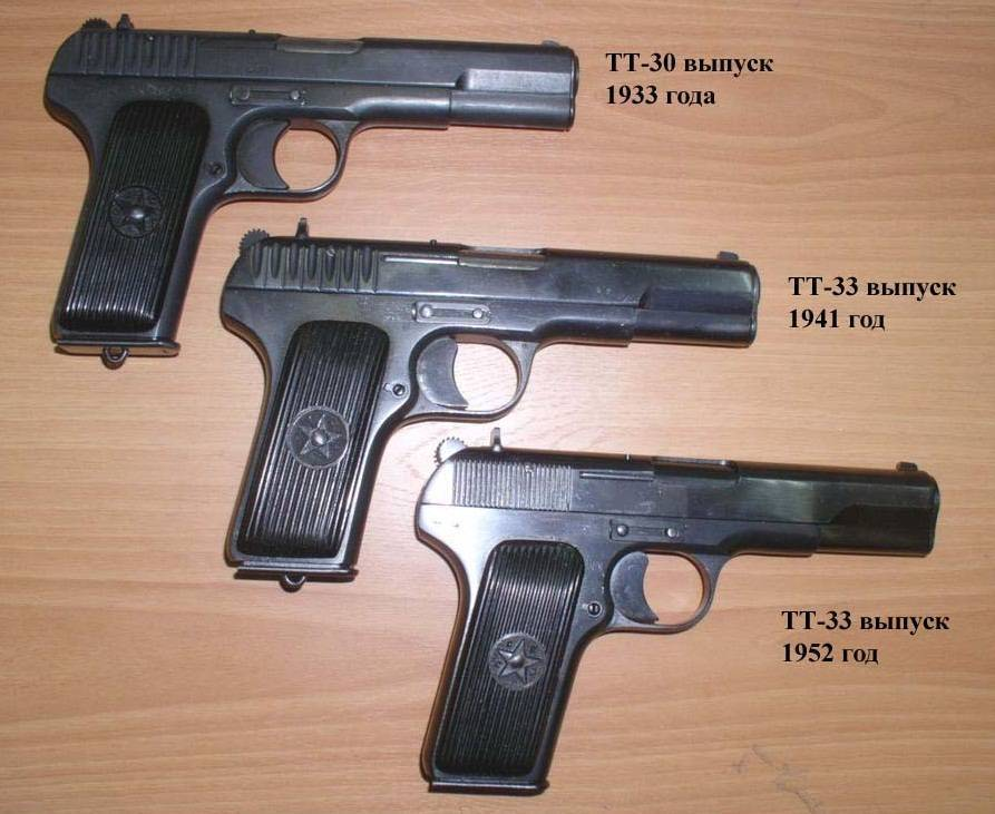 Страшная история легендарного пистолета тт