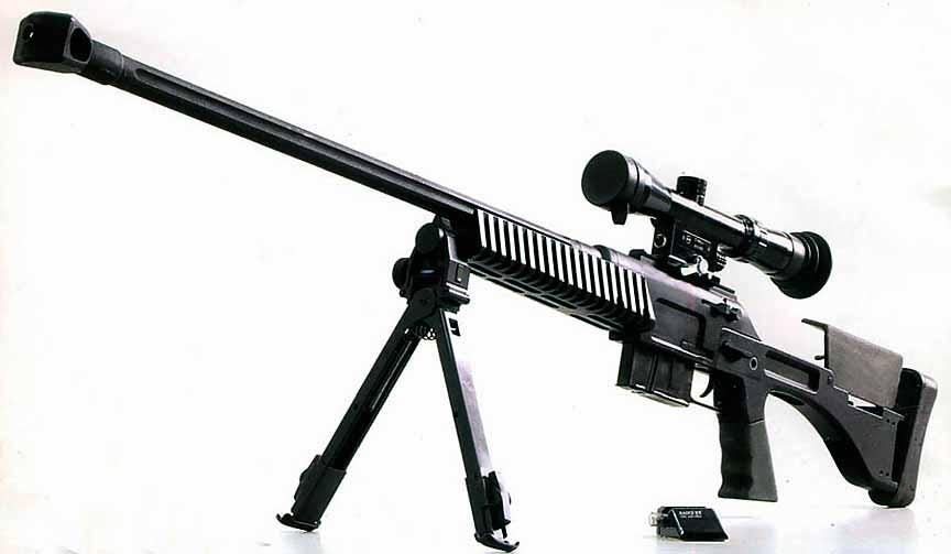 Снайперская винтовка Lobaev Arms ДВЛ-10 М2 URBANA