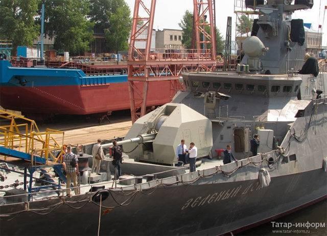 «буяна» не унять: каспийский флот идет на балтику - впк.name