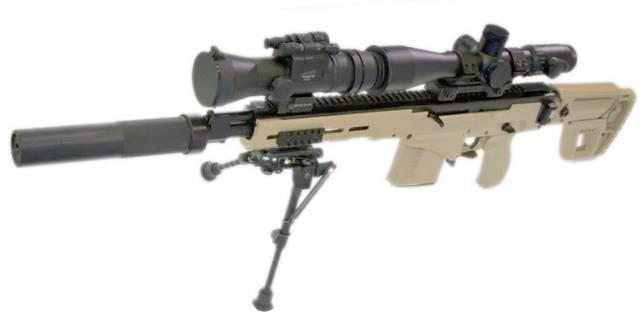 Снайперская винтовка калашникова — википедия