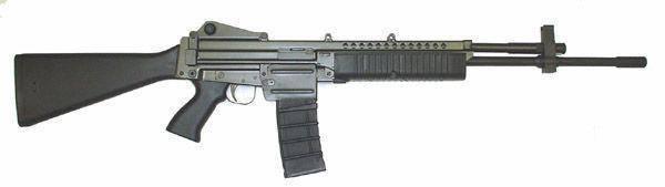 Штурмовая винтовка Robarm RAV02