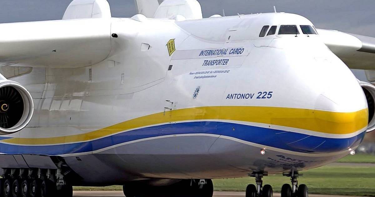 Ан-225 — википедия с видео // wiki 2