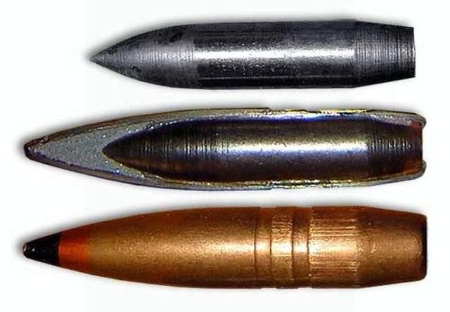 Поражение брони различными типами боеприпасов. подкалиберные боеприпасы: снаряды и пули, принцип действия, описание и история принцип работы бронебойного снаряда