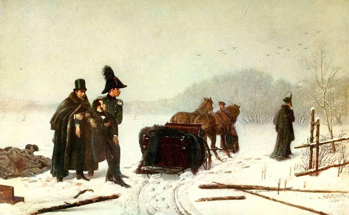 Какой мог быть формальный повод для вызова на дуэль на руси | русская семерка