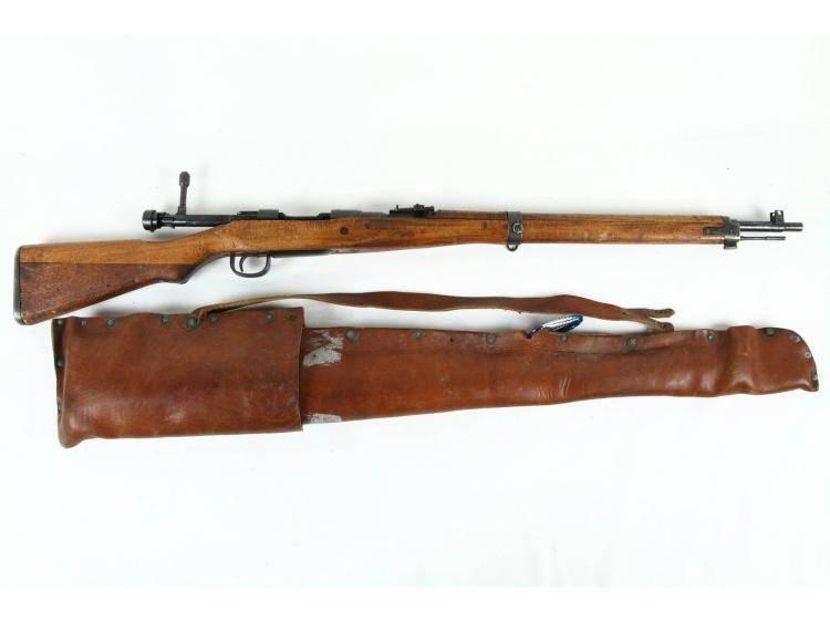 Винтовка arisaka тип 38 / тип 99 ²