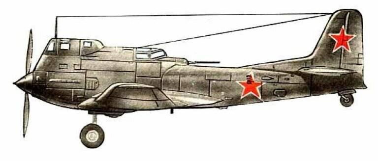 Самолет ил-10: фото, вооружение