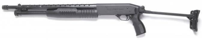 Гладкоствольное ружье Форт-500АC