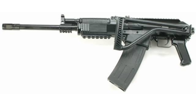 Видео: штурмовая винтовка sar-21