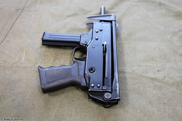 Описание крупнокалиберных пистолетов-пулеметов. пистолеты-пулеметы боевое оружие