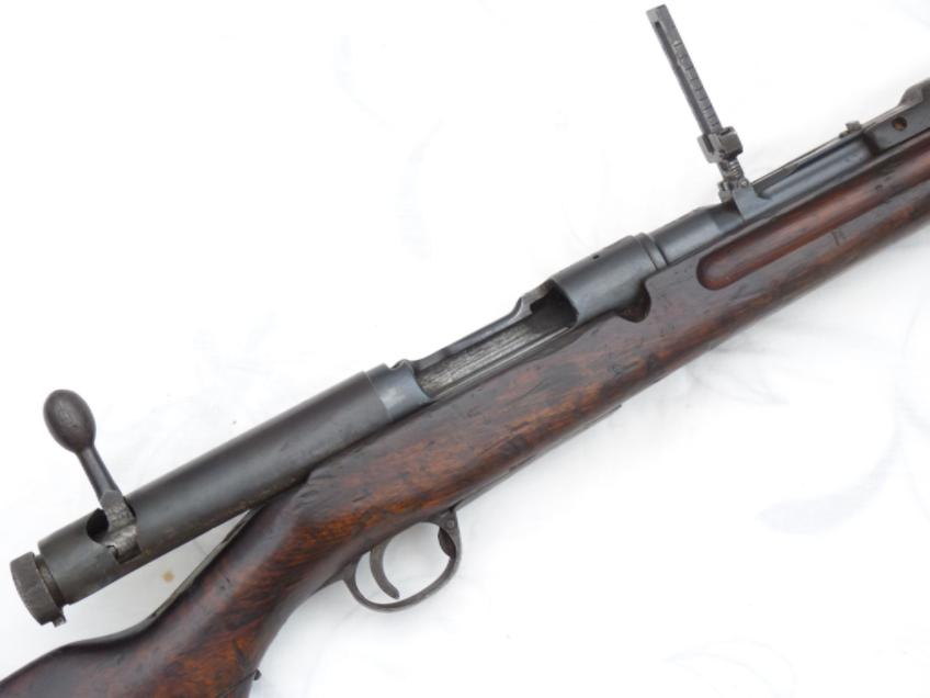 Type 38 (винтовка) — википедия. что такое type 38 (винтовка)